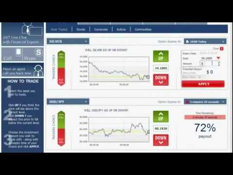 Max binary option online course