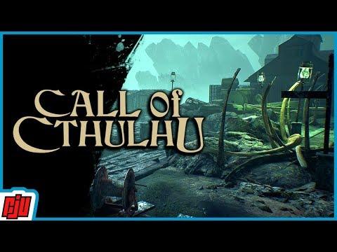 Call of Cthulhu Part 2   Horror Game   PC Gameplay Walkthrough   2018