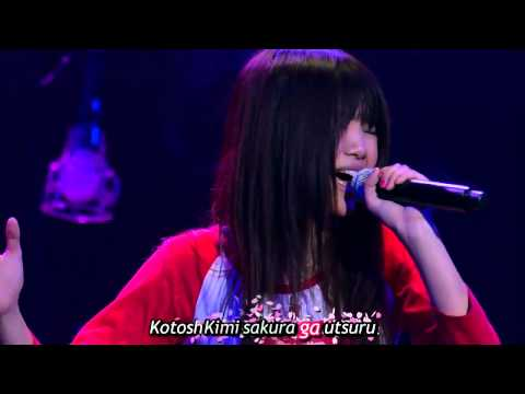 Sakura | Ikimono-gakari Live Japanese Lyrics