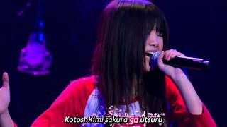 Cover images Sakura | Ikimono-gakari Live Japanese Lyrics