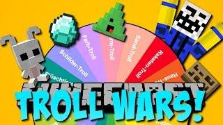 Zufällige Trolls mit Roulette! (Troll Wars)