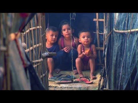 Rohingya Activist Recalls Devastation at World's Most Densely Populated Refugee Camp in Bangladesh