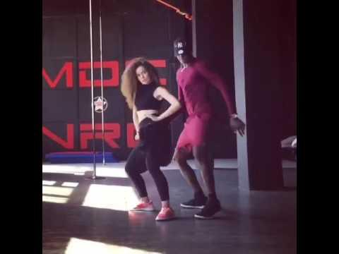 K Adu - Slow Whine | Dancers: @denatora @katerina91k