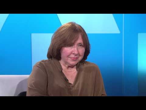 Nobel Laureate Svetlana Alexievich on the search for freedom after 'endless suffering'