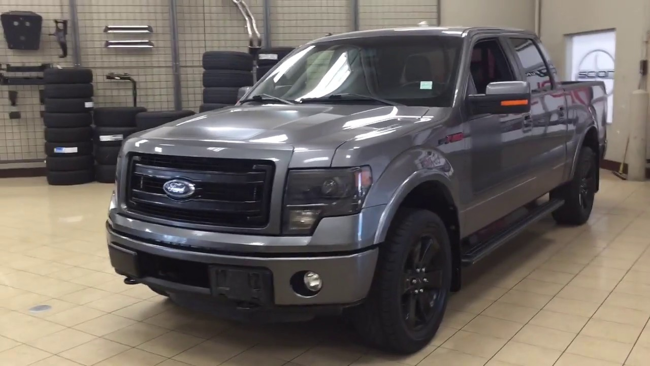 2013 F150 Fx4 >> 2013 Ford F 150 Fx4 Review