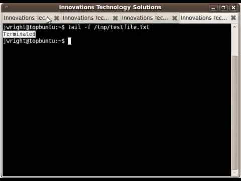 Device Or Resource Busy Errors In Linux Video Part 2