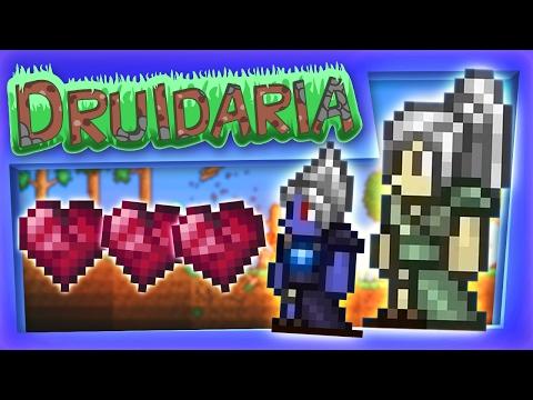 Terraria #60 - Duncan Accidentally Eats Three Life Crystals In A Row