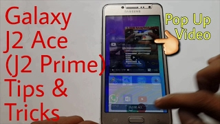 Galaxy J2 Ace Tips and Tricks