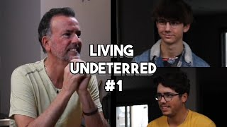 Living Undeterred Podcast - #1: Losing A Brother To Addiction | Roman and Ian Johnston