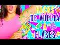 TRUCOS RAROS DE UTILES ESCOLARES PARA LA VUELTA A CLASES | Mariale