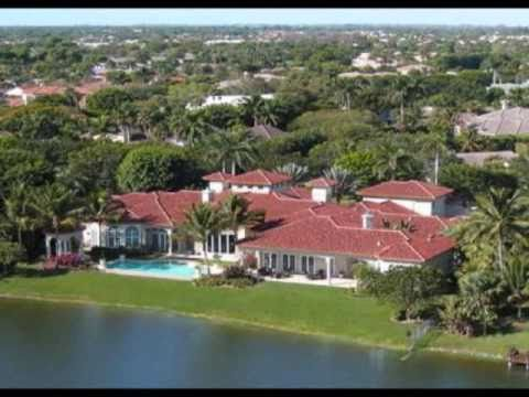 Boca Raton Luxury Real Estate |  Long Lake Estates | 8465 Twin Lake Drive 33496