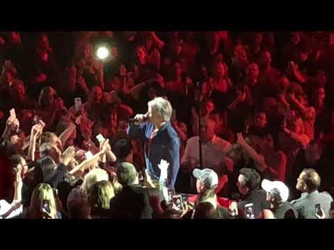 KS95 at Bon Jovi!