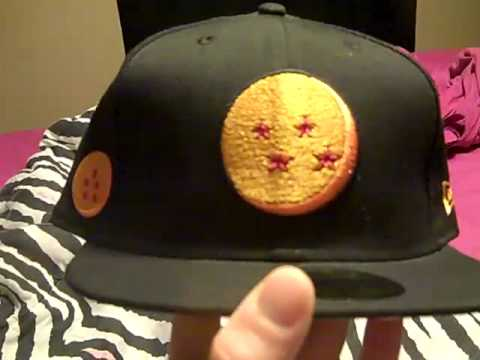 New Era Marvel Comics Dragon Ball Z Hat Collection - YouTube 865a9a6e64a