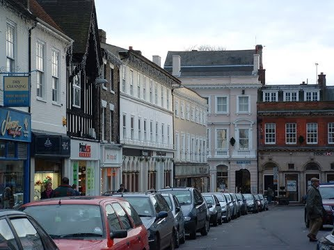 Places to see in ( Bury St. Edmunds - UK )