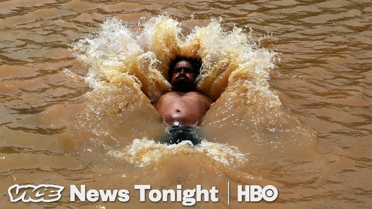 Download India Wants To Use Flesh Eating Turtles To Rid The Ganges Of Decomposing Bodies (HBO)