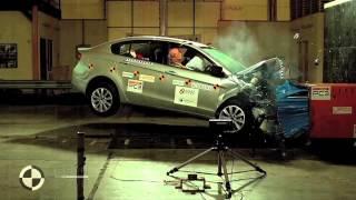 ASEAN NCAP - Proton Preve