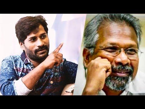 """After Mani Ratnam, it's these 3 Directors in Tamil Cinema...""- Kurangu Bommai Director Nithilan"