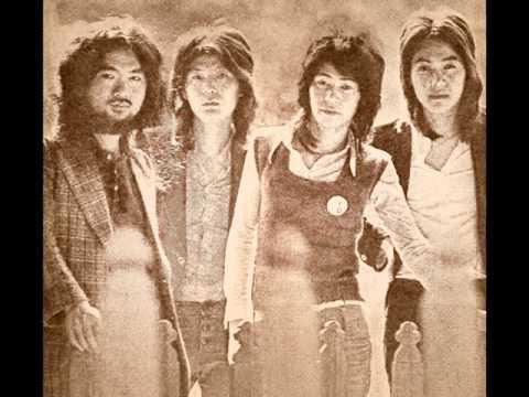 乱魔堂(洪栄龍G&V・猿山幸夫B・矢島敏郎D・松吉久雄V) 1971年中津川で行なわれた第3回全日本フォークジャンボリーの音源.