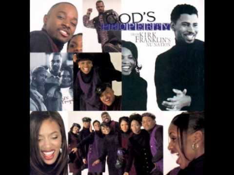 Kirk Franklin & God's Property-Stomp(Remix)