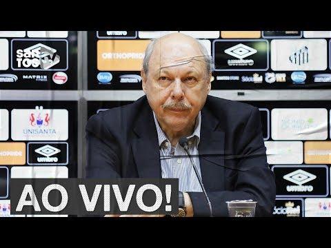 JOSÉ CARLOS PERES | COLETIVA AO VIVO (21/01/20)