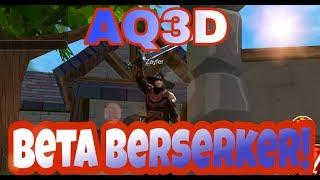 [AQ3D] Como Pegar os Itens da Beta Berserker!