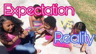EXPECTATION VS REALITY SISTER VERSION thumbnail