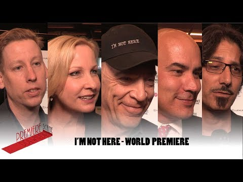 I'm Not Here - World Premiere Interviews J.K. Simmons and Michelle Schumacher, Mp3