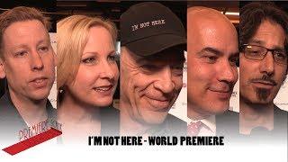 I'm Not Here - World Premiere Interviews J.K. Simmons And Michelle Schumacher,