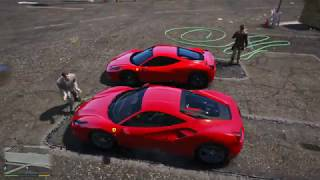 Grand Theft Auto V mod 2019 No Commentary Part 4 GOD OF PC GAME