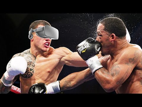 Be A Professional Fighter In VIRTUAL REALITY   The Thrill Of The Fight Gameplay  