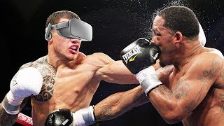 Be A Professional Fighter In VIRTUAL REALITY | The Thrill Of The Fight Gameplay |