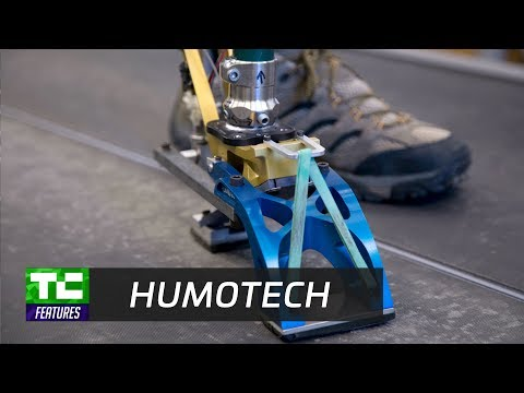 HuMoTech uses robotics to fit amputees with prosthetic feet