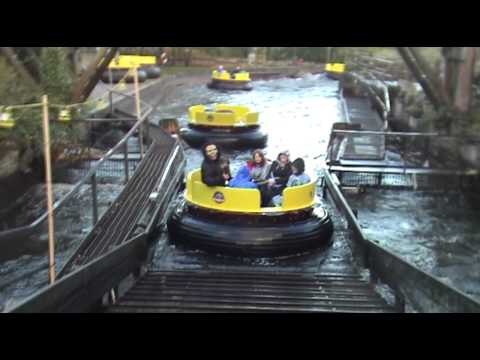 Congo River Rapids POV @ Alton Towers