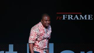 Frames   Charles Okeibunor   TEDxPortHarcourt