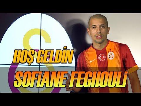 Sofiane Feghouli Galatasaray'da! | (Yeni Zidane) Golleri, Asistleri, İstatistikleri