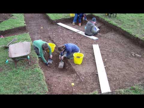 Calstock Roman Fort Dig 2011