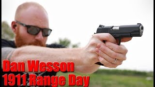 Dan Wesson 1911 First Person Shooter
