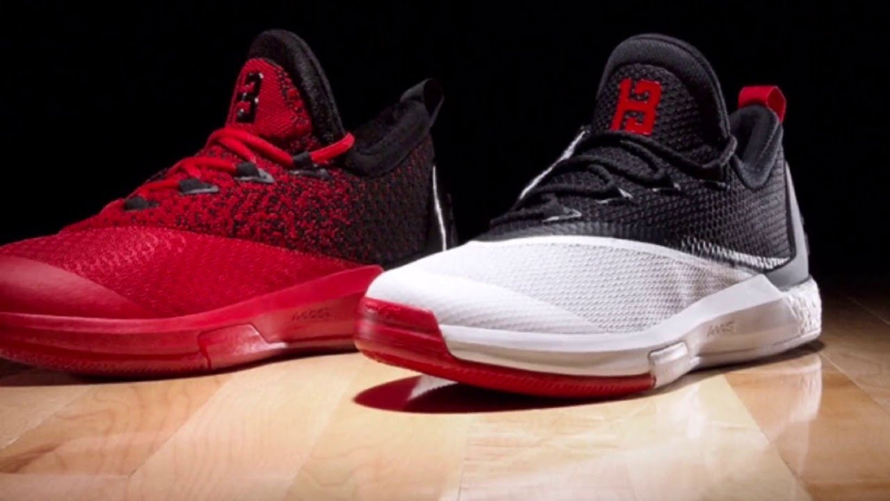 adidas Basketball: James Harden Crazylight 2016