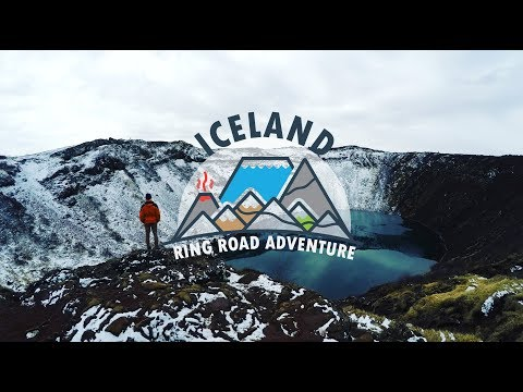 Iceland Ring Road Adventure 2017 | GoPro Travel