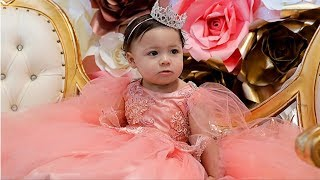 HAPPY 1ST BIRTHDAY SERENITY ROSE!! **official video**