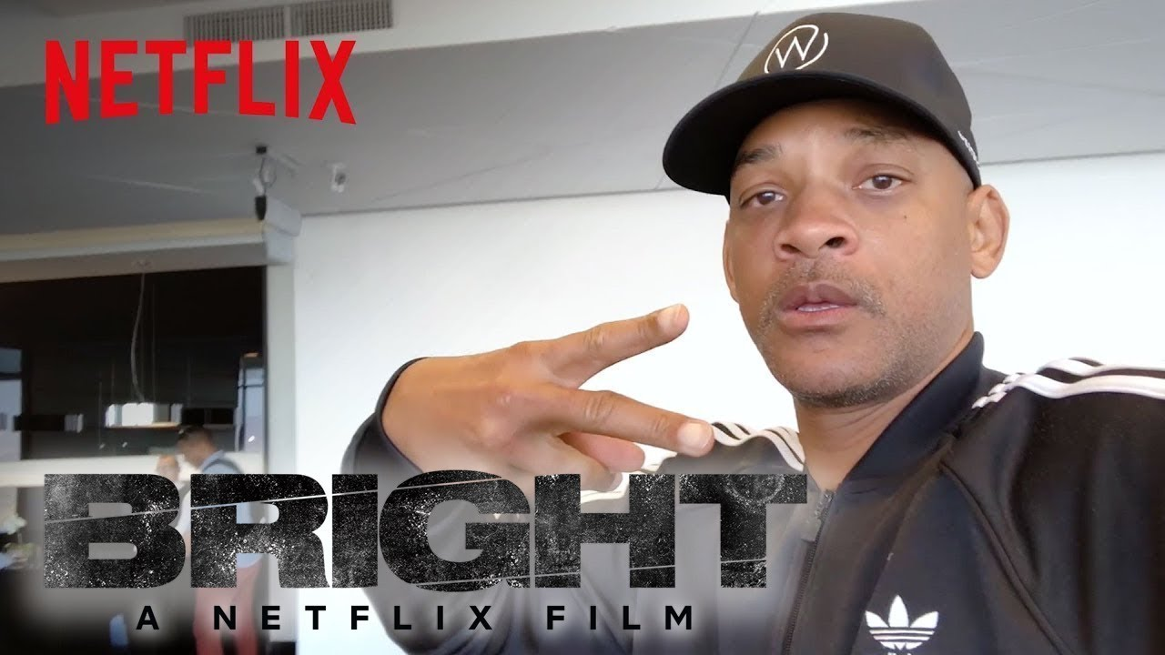 Calling All Will Smiths | Bright | Netflix