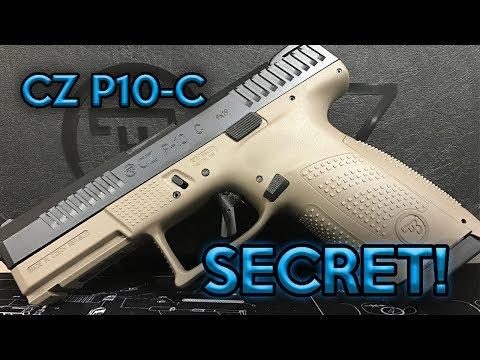CZ P10-C HUGE SECRET!