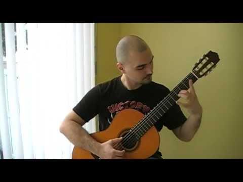 Moonlight Sonata Guitar Tabs