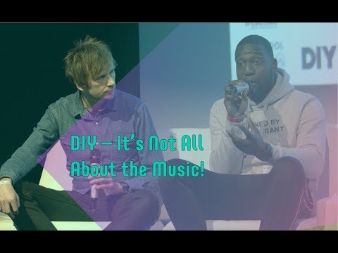 DIY – It's Not All About the Music! // INES#conference at Liverpool Sound City 2018