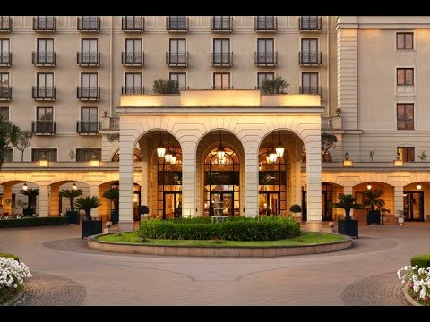 Sheraton Addis, a Luxury Collection Hotel - Addis Ababa, Ethiopia