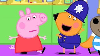 Peppa Pig Official Channel | Freddy Fox Wants to Be a Policeman, What About Peppa Pig?
