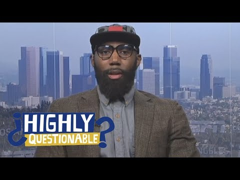 Eagles Safety Malcolm Jenkins On Activism, Meeting With Congress   Highly Questionable   ESPN