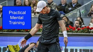 Tennis Instruction: Practical Mental Training