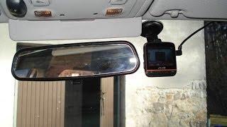 Rejestrator, kamera samochodowa - Mio MiVue 358