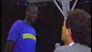 MANUTE BOL did not run 1989 BAY to BREAKERS in San Francisco